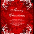 Royalty-Free Stock Vector Image: Beautiful Christmas background.