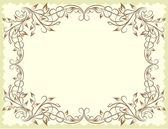 Vintage vector background. — Stock Vector