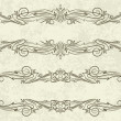 Royalty-Free Stock Imagen vectorial: Decorative frame.