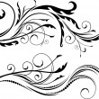 Decorative elements for design or tattoo — Stock Vector #1162920