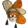 Venetian mask — Stock Photo #1060246