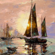 thumbnail of Sailing boat