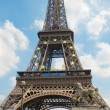 Royalty-Free Stock Photo: The Eiffel Tower, Paris, France