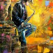 Oil painting - 