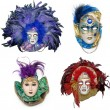 Venetian mask — Stock Photo #2253620