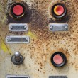 Power control panel — Stock Photo