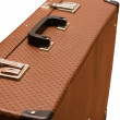 Royalty-Free Stock Photo: Suitcase for luggage