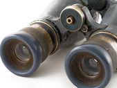 双眼鏡レンズ — ストック写真