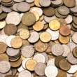 Coin backgrounds — Stock Photo