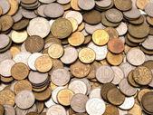 Münze hintergründe — Stockfoto