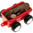Coin car — Stock Photo #1298791