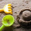 Sandbox toys — Stock Photo #1306913