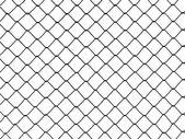 Wire staket — Stockfoto