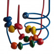 Stock Photo: Bead toy