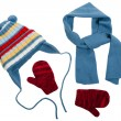 Winter clothing — Foto de stock #1335461