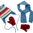 Stok fotoğraf: Winter clothing