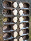 Intercom panel — Stock Photo
