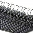 Clothing hanger — Stock Photo