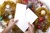 Lettre de Noël — Photo