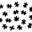Royalty-Free Stock Photo: Puzzle piece