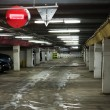 Stock Photo: Car parking