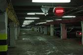 Stationnement de voiture — Photo