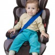 Safety car seat — Stock Photo #2438540