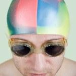 Swimming sport — Stock Photo