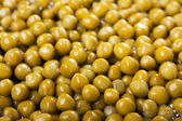 Groene erwt voedsel — Stockfoto