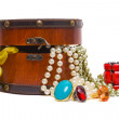 Jewelry box — Stock Photo #1089669