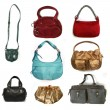 Color women bags — Stock Photo #1108775