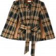Checkered coat — Stock Photo #1113813