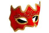 Carnival venetian mask — Stock Photo