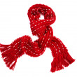 Red scarf — Stock Photo #1130711
