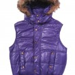 Puffer vest — Stock Photo