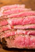 Befsztyk z grilla — Zdjęcie stockowe