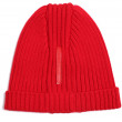 Red woolen cap — Stock Photo