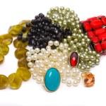 Jewelry set — Stock Photo