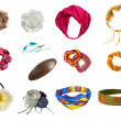 Hair accessories set — Stock Photo