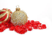 Holiday decorations. Christmas — Stock Photo