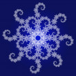 snowflake — Stock Photo #1062222