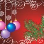 Christmas card — Stock Vector #1085825