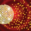 Royalty-Free Stock Vektorgrafik: Disco ball