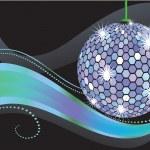 Disco ball — Stock Vector #1132614