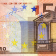 Royalty-Free Stock Photo: 50 euro banknote