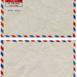 Air mail background — Stock Photo
