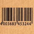 Barcode — Stock Photo