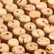 Royalty-Free Stock Photo: Cork bottle pattern