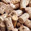 Cork bottle pattern — Stock Photo