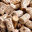 Stock Photo: Cork bottle pattern